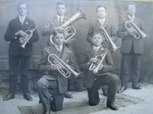 Die Gründungsmitglieder von 1926